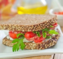 How to make sandwiches healthier