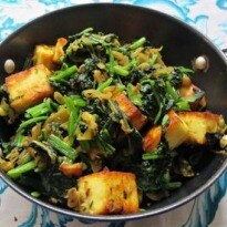 How to Make the Perfect Saag Paneer