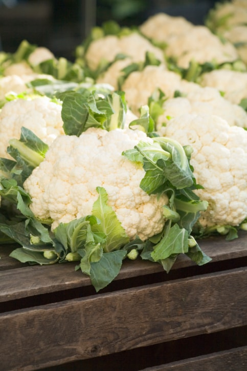 Cauliflower With Spring Onions And Black Mustard Seed Recipes ...