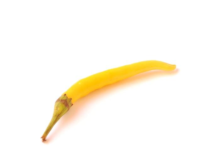 Yellow Chillies