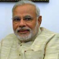 Narendra Modi Gulps an Intoxicating Drink Politely