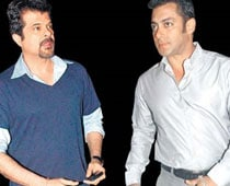 Anil's going free for Salman