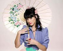 Katy Perry fascinated by Malaysian toilets