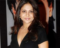 I won't get into production: Shefali Shah