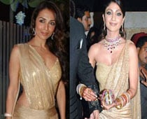 Shilpa Shetty, Malaika best item girls: Salman