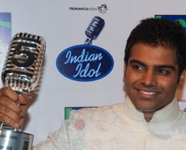 Indian Idol 5 Sreeram wants to sing for Rahman