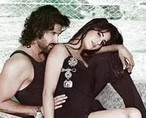 Hrithik, Katrina's lip lock in new film