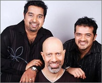 Shankar-Ehsaan-Loy launch iPhone application in their name