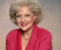 Betty White to star in Men In Black III