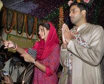 Abhishek Bachchan unveils world's tallest Hanuman idol