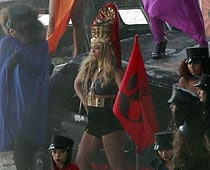 Beyonce Turns Egyptian Princess For New Video