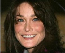 Carla Bruni-Sarkozy Is Pregnant: Report