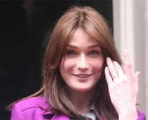 Carla Bruni Refuses To Deny Pregnancy Rumour On TV