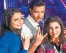 Hrithik Gets Teary-eyed For Eliminations