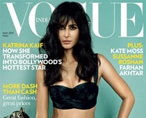 Katrina Vamps It Up On Vogue Cover