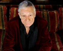 Hefner To Have Garden Party Wedding