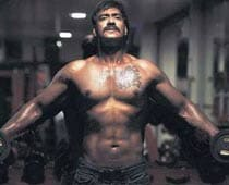 Ajay Devgn returns to action