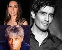 Not without Manish, Karisma tells Vikram