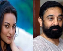 Kamal still keen on Sonakshi?