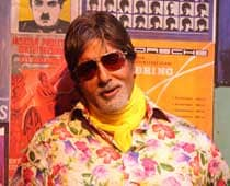 Big B to witness Ganesh visarjan from rooftop