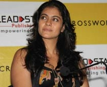 Kajol is back in action!