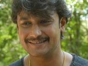 Kannada actor Darshan, wife, make up