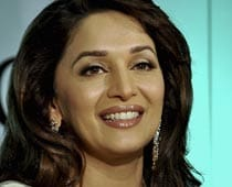 Madhuri busy searching school for kids