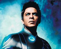 RA.One is the third film to cross Rs.100 crore mark