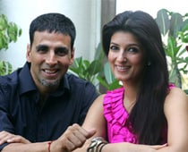 I couldn't live a day without my wife and son: Akshay