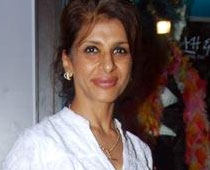 Anita Raj makes a comeback