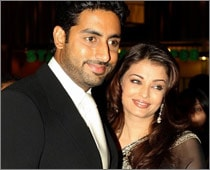 'Beti B' and her 'bionic' Mom amaze Abhishek