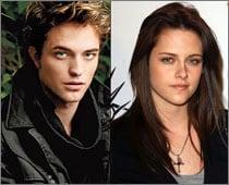 Pattinson, Stewart hit the gym before intimate scene