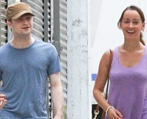 Daniel Radcliffe calls girlfriend as 'the nice half of my brain'