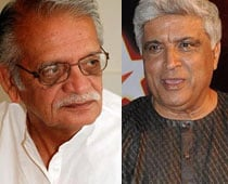 Javed Akhtar, Gulzar enthrall audience at Jaipur Lit Fest