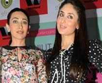 Kapoor sisters against piracy