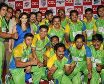Theme song, website of Kerala Strikers released