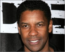 Denzel Washington to play drug addict pilot