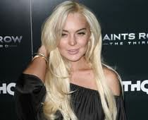 Lindsay Lohan art sells for USD 100,000