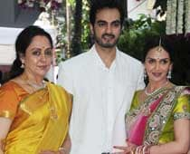 My son-in-law is very good looking: Hema Malini