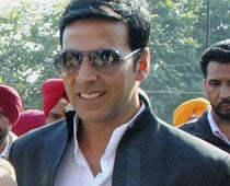Akshay Kumar is a busy man