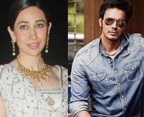 I have grown up on Karisma's films: Rajniesh Duggal