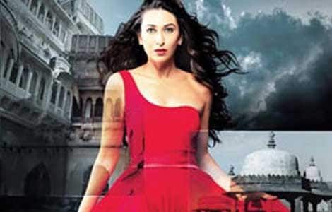 Dangerous Ishq trailer to be released with Titanic 3D