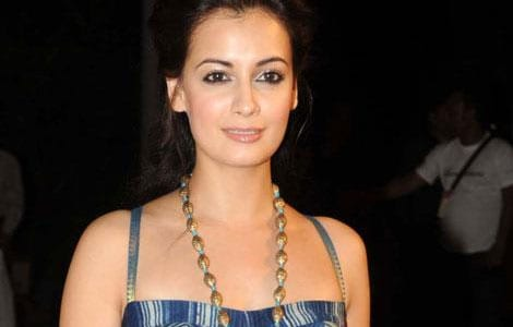 Dia Mirza's Bengali connection