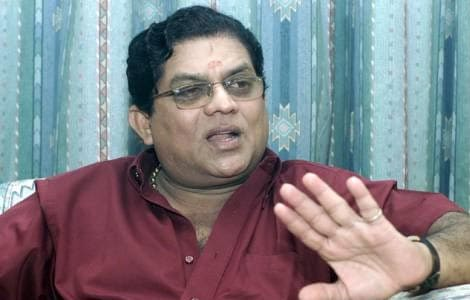 Jagathy's shifting to CMC postponed by two days