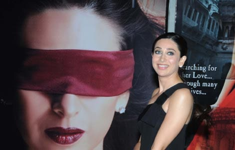 Dangerous Ishq is a bold film: Karisma Kapur