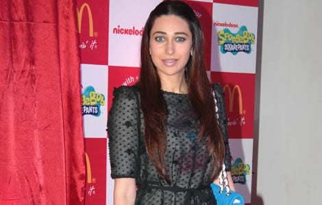 It's good to work and be active, says Karisma