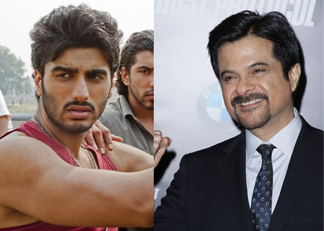 Don't compare me with Anil uncle: Arjun Kapoor