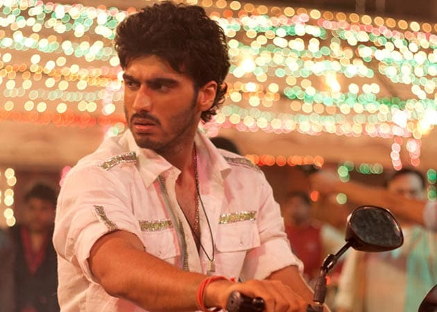 Arjun Kapoor Ishaqzaade