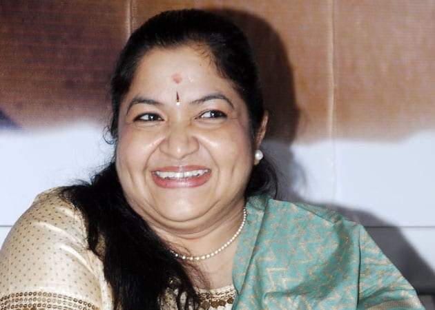 K S Chithra launches trust to help poor singers