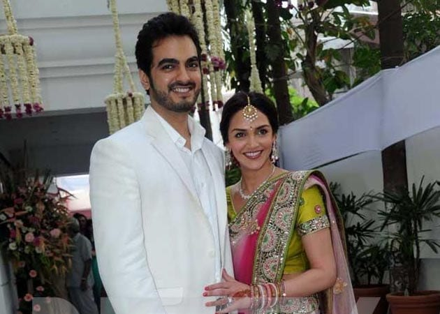 Esha Deol can't wait for her honeymoon